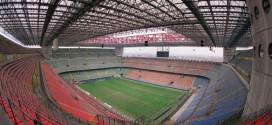 סן סירו, אחד האיצטדיונים הגדולים באירופה (צילום: calcio-streaming-flickr-cc)