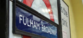 תחנת פולהאם ברודוויי, הכי קרוב לסטמפורד ברידג' (צילום: Andrew Bowden_flickr_cc)