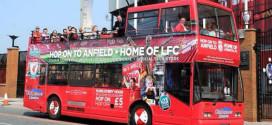 קופצים לאנפילד. האוטובוס החדש של ליברפול (האתר הרשמי)