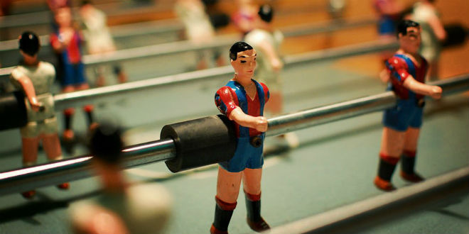 הקלאסיקו הספרדי. לא משחק ילדים (צילום: Gordon Anthony McGowan_flickr_cc)