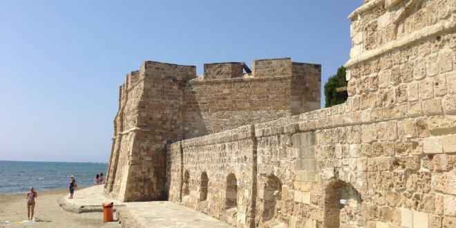 מצודת לרנקה, השער לקפריסין (צילום: Luca Conti_flickr_cc)