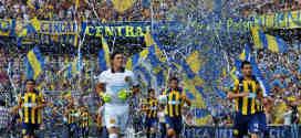 כדורגל בתוך הר געש. האיצטדיון של רוסאריו סנטרל (האתר הרשמי)