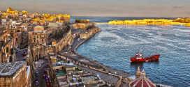 ואלטה, בירת מלטה. נוח וזול. גם עבור מכבי תל אביב (צילום: Berit Watkin_flickr_cc)