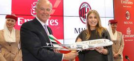 ברלוסקוני וקלארק. שיתוף הפעולה נמשך (צילום: emirates)
