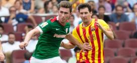 מסי וברצלונה שוב מול בילבאו.   ליגה ספרדית, עונה חלומית (צילום: L F Salas_flickr_cc)