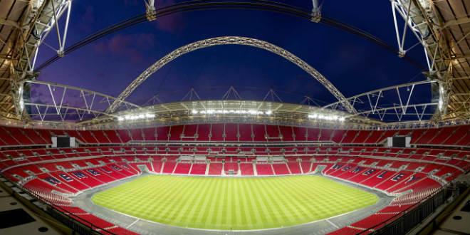 איצטדיון וומבלי, היהלום שבכתר האנגלי (צילום: forgemind archimedia_flickr_cc)