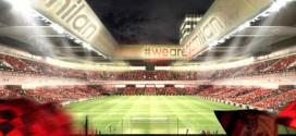 האיצטדיון החדש של מילאן (הדמיה, האתר הרשמי)