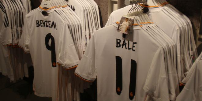 צריך למכור הרבה כאלה כדי להיות הכי עשיר. ריאל מדריד (צילום: ספורטור)