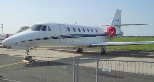גם לניימאר יש כזה. מטוס פרטי (צילום: wikimedia commons)