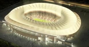 לה פיינטה או וונדה מטרופוליטנו, האיצטדיון החדש של אתלטיקו (הדמיה)