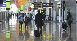נסיעה משדה התעופה למרכז מדריד? זה לא מסובך (צילום: Wikimedia Commons)