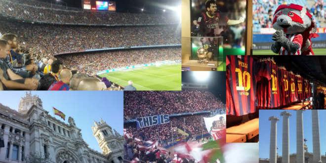 ברצלונה נגד אתלטיקו מדריד, הרבה יותר ממשחק (צילום: ספורטור)