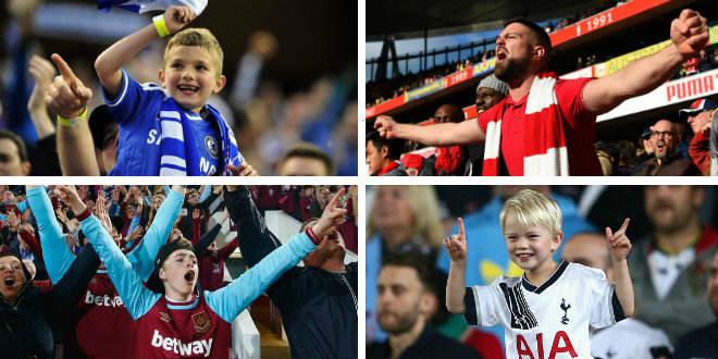 קבוצות כדורגל בלונדון, חגיגה מכל כיוון (Flickr_cc)