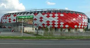 האיצטדיון של ספרטק, היעד השני במוסקבה (צילום: Wikimedia Commons)