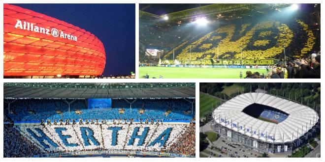 ליגה גרמנית. קצב, שערים, אווירה (צילום: wikimedia commons)