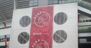 הבית עבור משחקי כדורגל באמסטרדם. הארנה