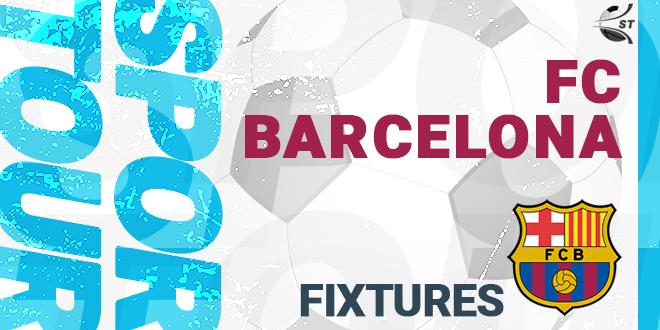 לוח משחקי ברצלונה כאן, מתי אתם קופצים לשם?